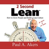 2 Second Lean - Paul A. Akers
