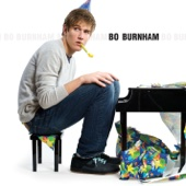 Cover to Bo Burnham's Bo Burnham