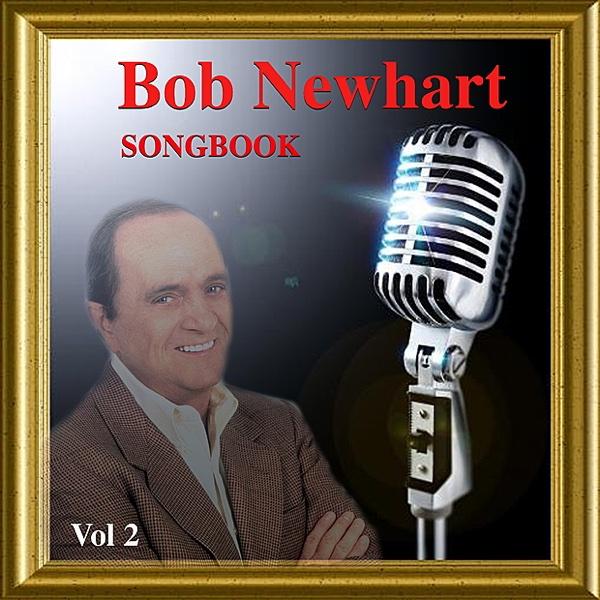 Songbook Vol 2 Bob Newhart CD cover