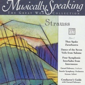 Also Sprach Zarathustra (Thus Spoke Zoroaster), Tone Poem For Orchestra, Op. 30, Part I - Gerard Schwarz & Seattle Symphony