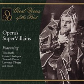 Opera's Super Villains (Live,Re-mastered)