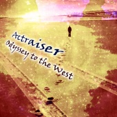 Odyssey to the West EP cover art