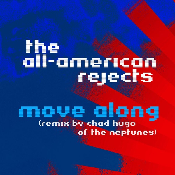 Move Along Album Cover by The All-American Rejects