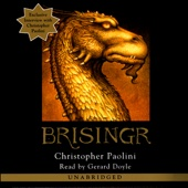 Christopher Paolini - Brisingr: The Inheritance Cycle, Book 3 (Unabridged)  artwork