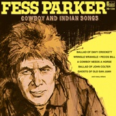Cowboy and Indian Songs