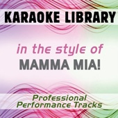 In the Style of Mamma Mia! (German) (Karaoke - Professional Performance Tracks)