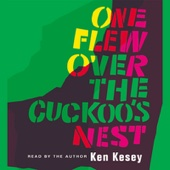One Flew Over the Cuckoo's Nest - Ken Kesey Cover Art