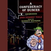 A Confederacy of Dunces (Unabridged) - John Kennedy Toole Cover Art
