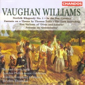 Vaughan Williams: In the Fen Country, The Lark Ascending & Fantasia On a Theme By Thomas Tallis