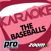 Zoom Karaoke - The Baseballs