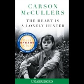 The Heart Is a Lonely Hunter (Unabridged) - Carson McCullers Cover Art