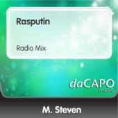 M. Steven - Rasputin (Radio Mix) artwork