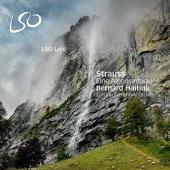 Bernard Haitink & London Symphony Orchestra - Strauss: Eine Alpensinfonie (An Alpine Symphony)  artwork