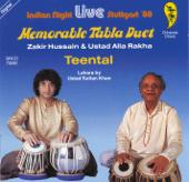 Indian Night Live Stuttgart 1988: Memorable Tabla Duet