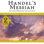 London Philharmonic Orchestra & Choir & Walter Süsskind - Handel's Messiah  artwork