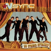 No Strings Attached - *NSYNC Cover Art