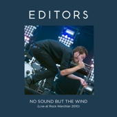 Editors - No Sound But the Wind (Live At Rock Werchter 2010) artwork