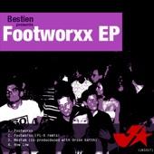 Bestien Presents Footworxx - EP cover art