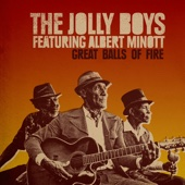 Great Balls of Fire (feat. Albert Minott) - The Jolly Boys