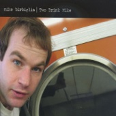 Cover to Mike Birbiglia's Two Drink Mike