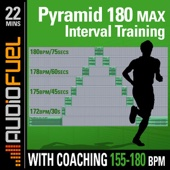 Pyramid 180 Max Mid Intensity Interval Training