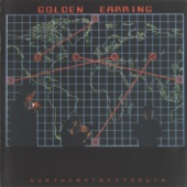 Golden Earring - When the Lady Smiles artwork