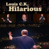 Cover to Louis C.K.'s Hilarious