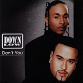 Don't You - EP cover art