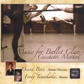 Ferdy Tumakaka - Music for Ballet Class (Cecchetti Method)  artwork