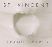 St. Vincent - Cruel artwork