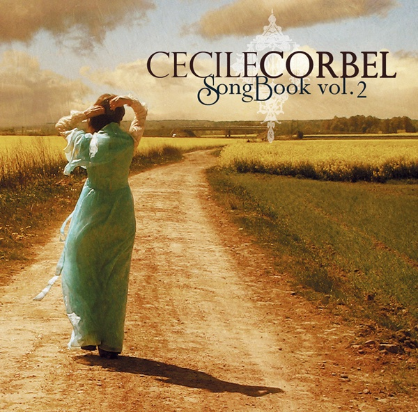 SongBook Vol 2 Cecile Corbel CD cover