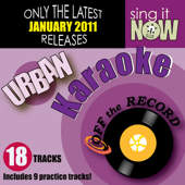 January 2011: Urban Hits Karaoke (R&B, Hip Hop)