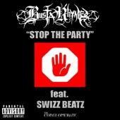 Stop the Party (Iron Man) [feat. Swizz Beatz] - Single cover art