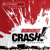 Burnout Crash! (Original Soundtrack) cover art