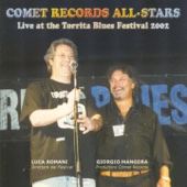 Comet Records All Stars: Live at the Torrita Blues Festival 2002