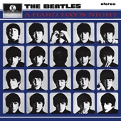 The Beatles - A Hard Day's Night  arte