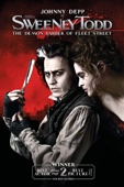 Tim Burton - Sweeney Todd: The Demon Barber of Fleet Street  artwork