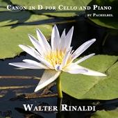 Canon in D for Cello and Piano - Walter Rinaldi