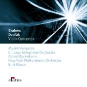 Dvorák: Violin Concerto / Brahms: Violin Concerto