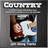 Country V1 - Country Style Backing Jam Track Play Alongs