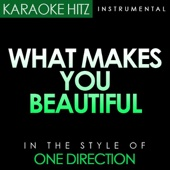 What Makes You Beautiful (In the Style of One Direction) [Karaoke Version]