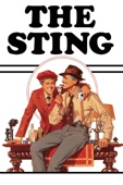 George Roy Hill - The Sting  artwork