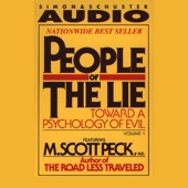 People of the Lie Vol. 1: Toward a Psychology of Evil - M. Scott Peck Cover Art