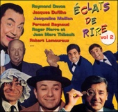 Eclats de rire - Vol. 2 - Raymond Devos, Jacqueline Maillan, Fernand Raynaud...