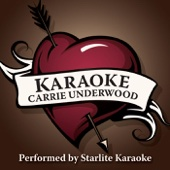 Karaoke: Carrie Underwood - EP (Karaoke Versions)