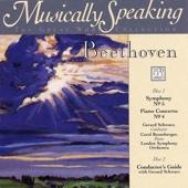 London Symphony Orchestra, Gerard Schwarz & Pacato Beethoven Quintet - Beethoven artwork