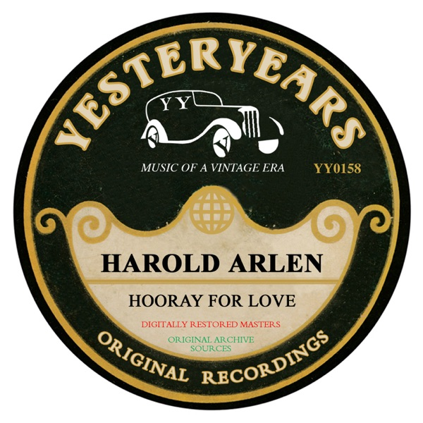 Hooray For Love | Harold Arlen