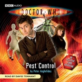 Peter Anghelides - Doctor Who: Pest Control (Unabridged)  artwork