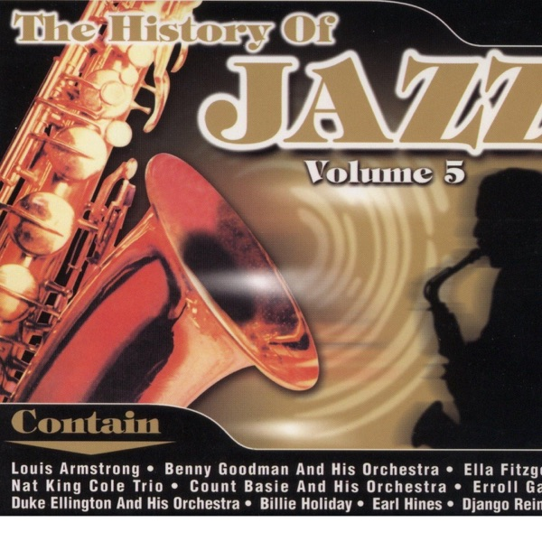 The History Of Jazz Volume 5 | Various Artists