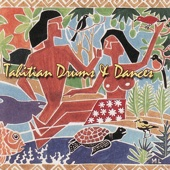 Tahitian Drums & Dances - Vintage Hawaiian Treasures Vol 3 - Toti's Tahitians